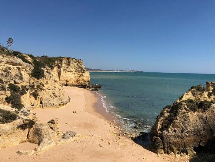 Praia da Cova Redonda