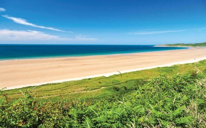 Woolacombe Beach, United Kingdom