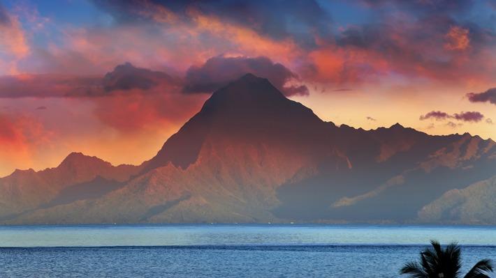 Mount Orohena