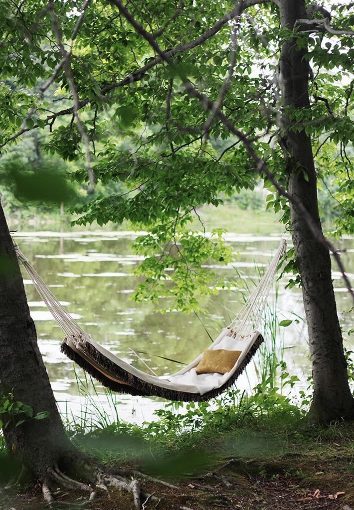 Simple Summer Hammock
