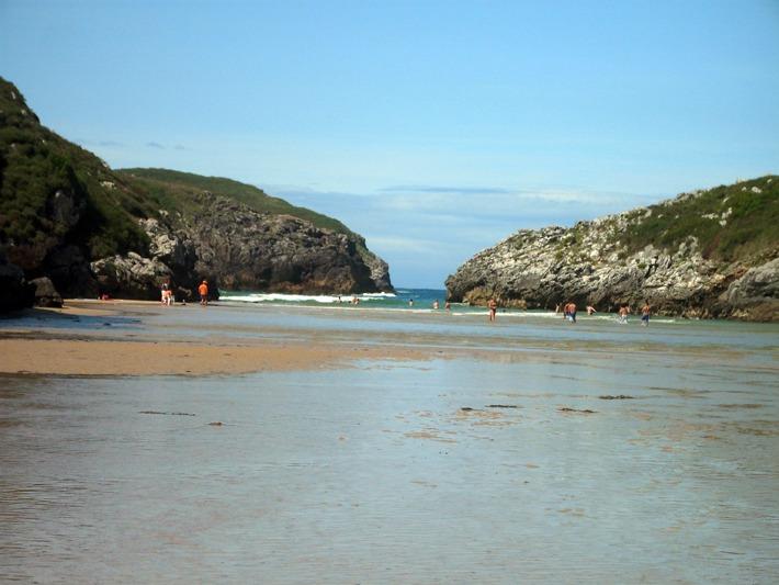 Poo beach, Llanes, Asturias