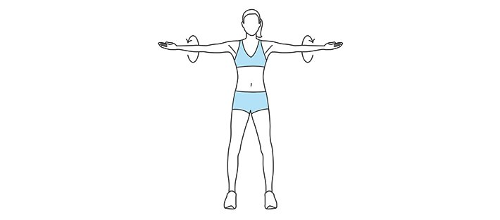 8 Easy Shoulder Exercises