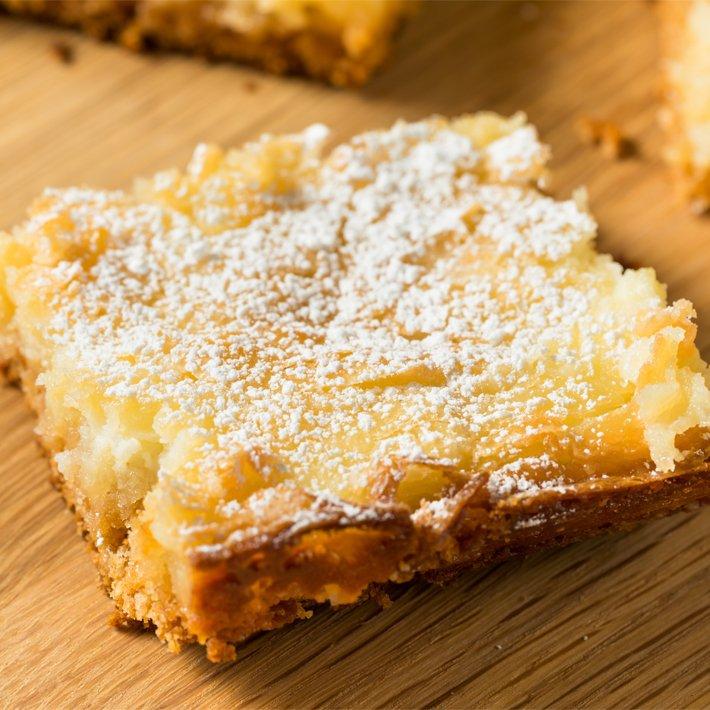 Keto Gooey Butter Cake