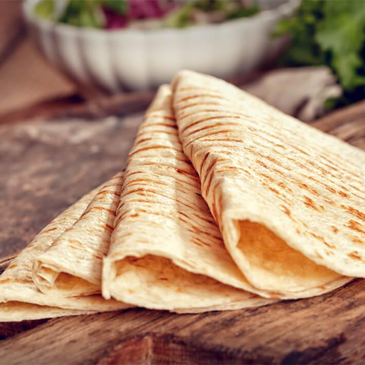 Low Carb Tortilla Wraps 3