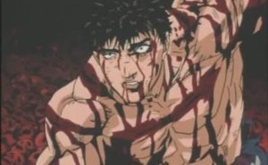 Gutts from Berserk