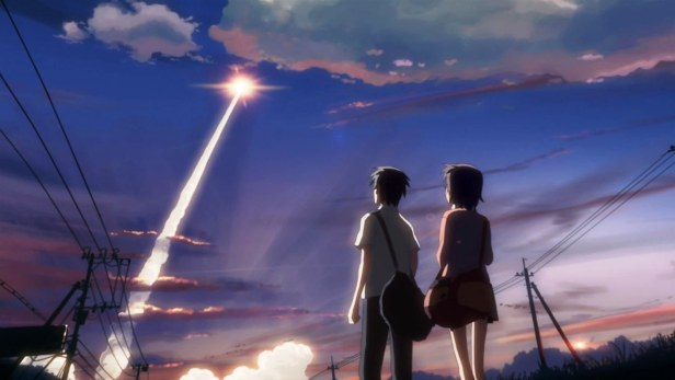 5 centimeters per second anime