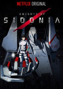 knights of sidonia anime