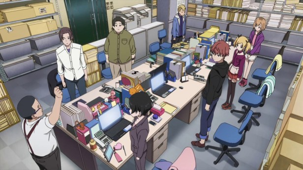 Shirobako anime