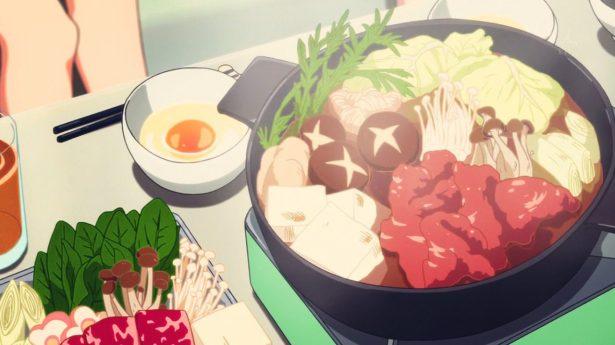 anime hotpot