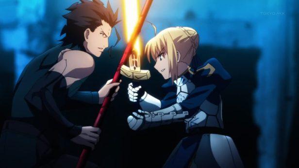 fate zero anime