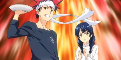 food wars anime