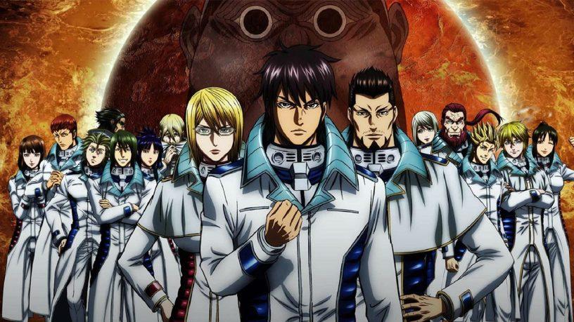 Terra Formars Anime