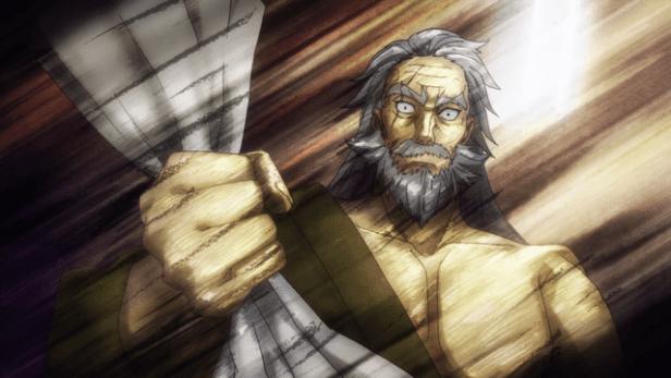 wise anime man