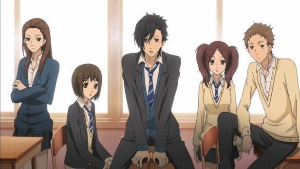 say i love you anime