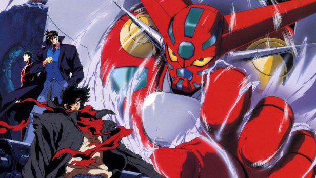 shin getter robo anime