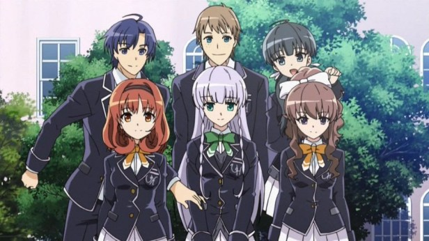 In Search of the Lost Future anime
