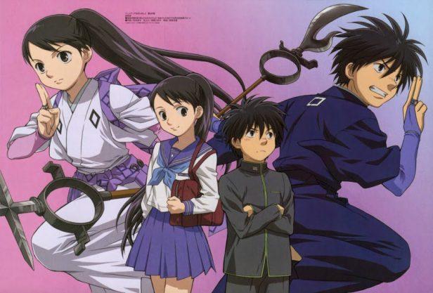 kekkaishi-anime