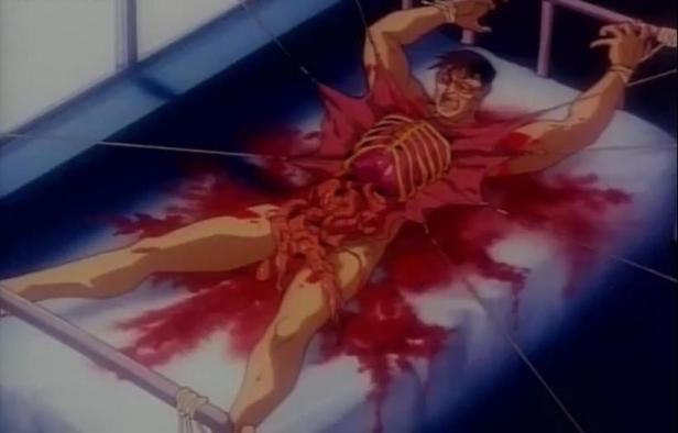 genocyber-anime