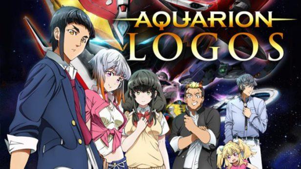 aquarion logos anime