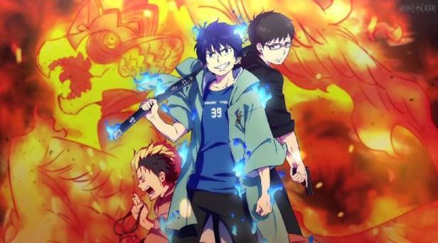 blue exorcist season 2
