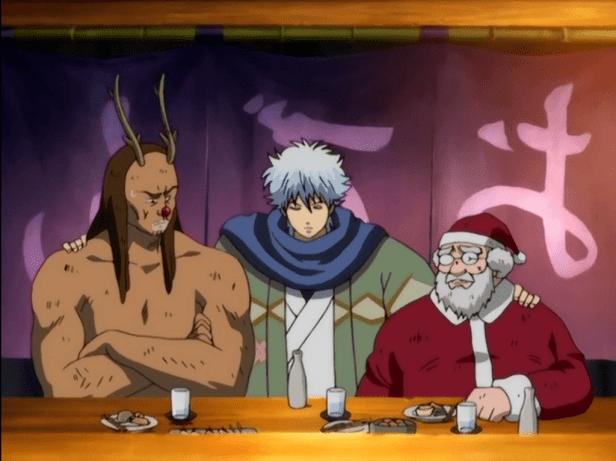 gintama christmas
