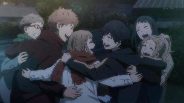orange romance anime
