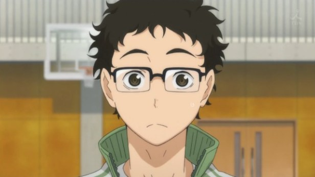 Ittetsu Takeda from Haikyuu