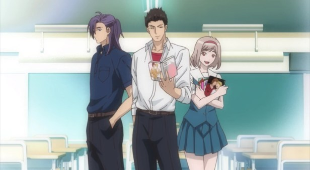 The High School Life of a Fudanshi anime