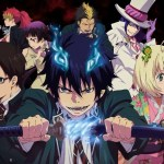 anime series like blue exorcist