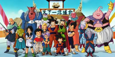 anime series like dragon ball z