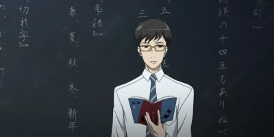 best anime teachers