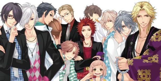 brothers conflict anime