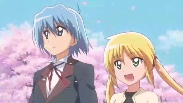 hayate combat butler anime