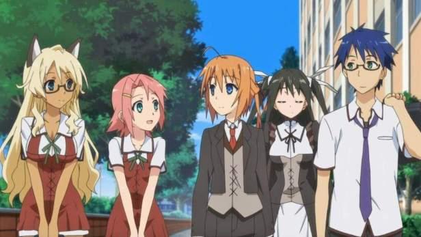 mayo chiki anime