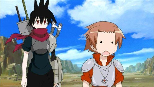 senyuu anime