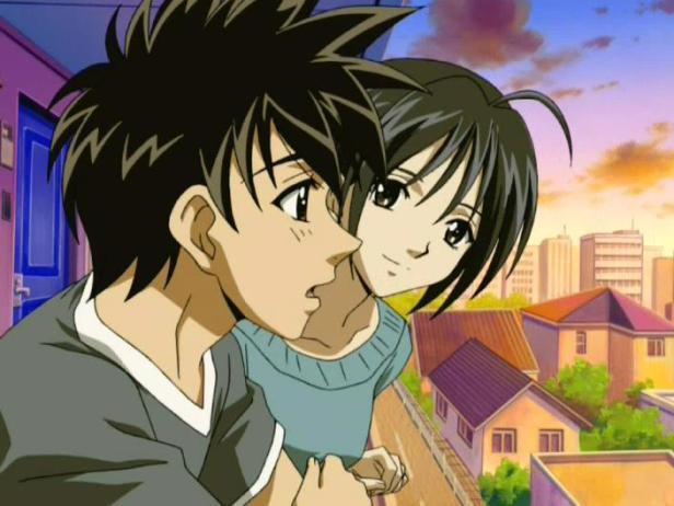suzuka anime
