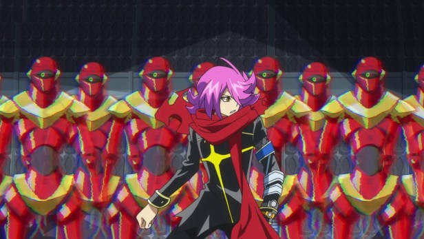 Concrete Revolutio anime