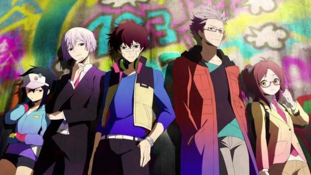Hamatora the Animation anime