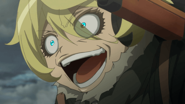 saga of tanya the evil anime