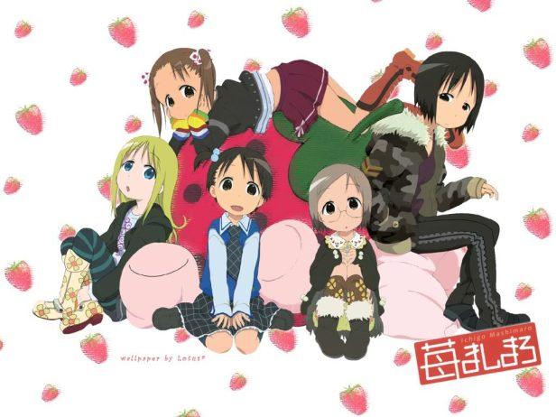 Ichigo Mashimaro anime