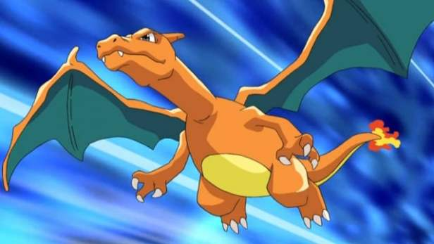 charizard pokemon dragon