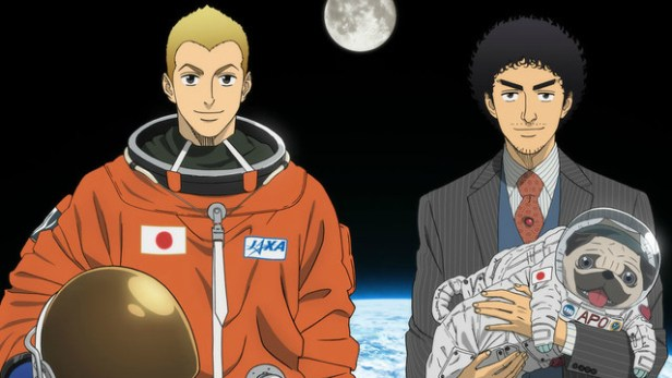 space brothers anime