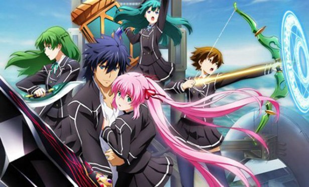 Aesthetica of a Rogue Hero anime