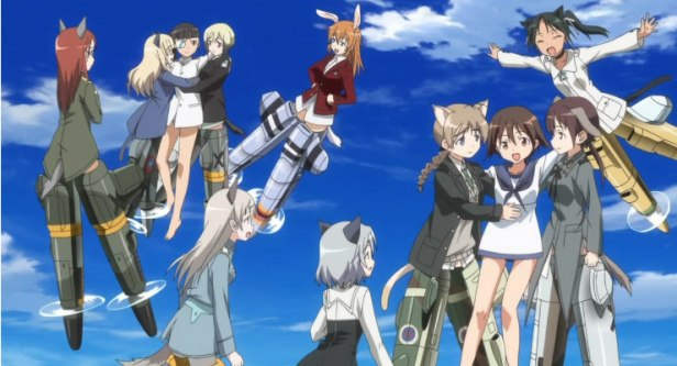 Strike Witches anime