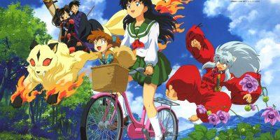 anime series like inuyasha