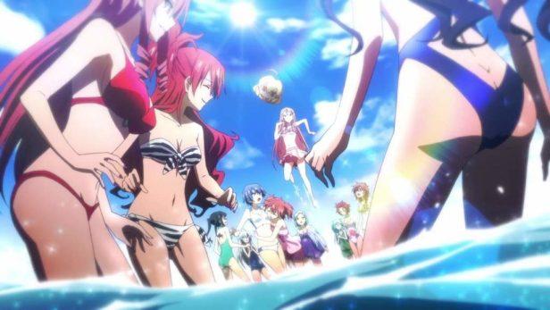 anime beach episode