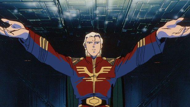 chars counterattack gundam anime