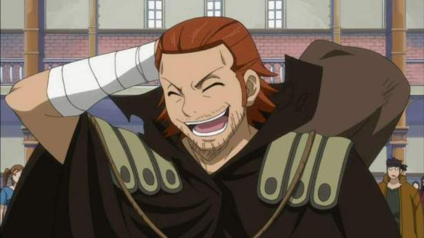 gildarts from fairy tail