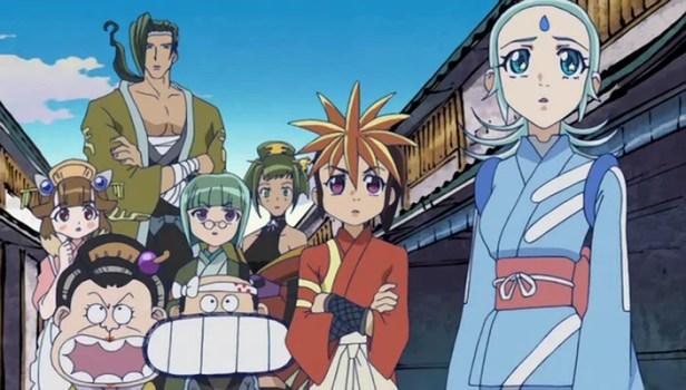 oh edo rocket anime
