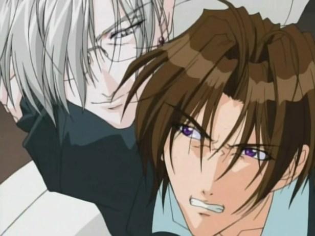 Descendants of Darkness anime
